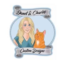 J&C Custom Designs https://www.facebook.com/JC-Custom-Designs-110585437433939
